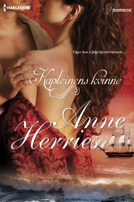 Harpercollins Nordic Kapteinens kvinne - ebook