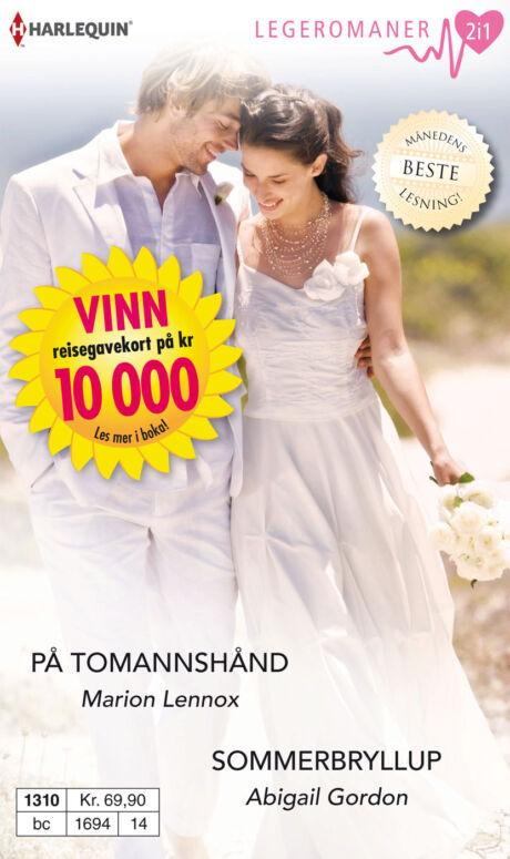 Harpercollins Nordic På tomannshånd/Sommerbryllup - ebook
