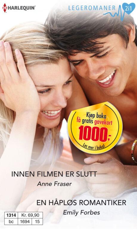 Harpercollins Nordic Innen filmen er slutt/En håpløs romantiker - ebook