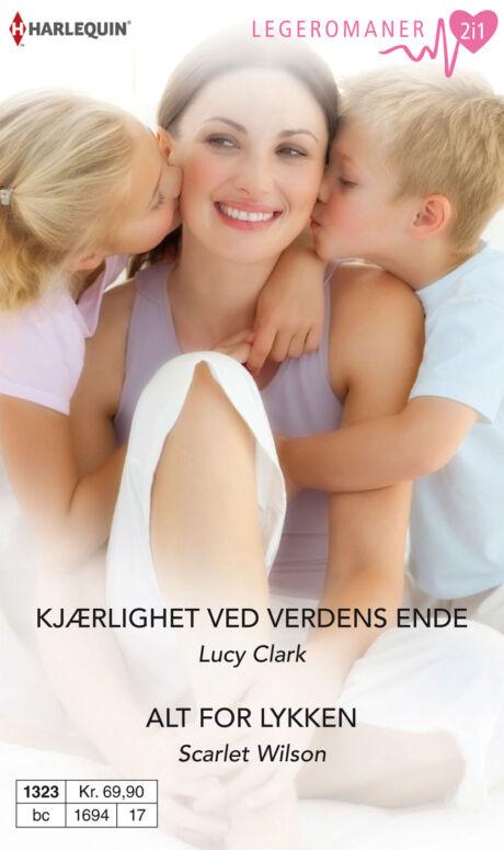 Harpercollins Nordic Kjærlighet ved verdens ende/Alt for lykken - ebook