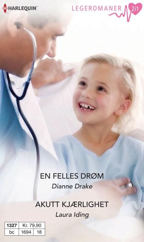Harpercollins Nordic En felles drøm/Akutt kjærlighet - ebook
