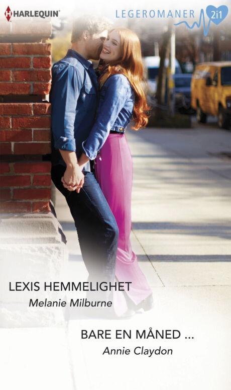 Harpercollins Nordic Lexis hemmelighet/Bare en måned ... - ebook