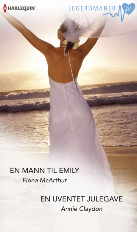 Harpercollins Nordic En mann til Emily/En uventet julegave - ebook