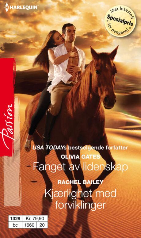 Harpercollins Nordic Fanget av lidenskap/Kjærlighet med forviklinger - ebook