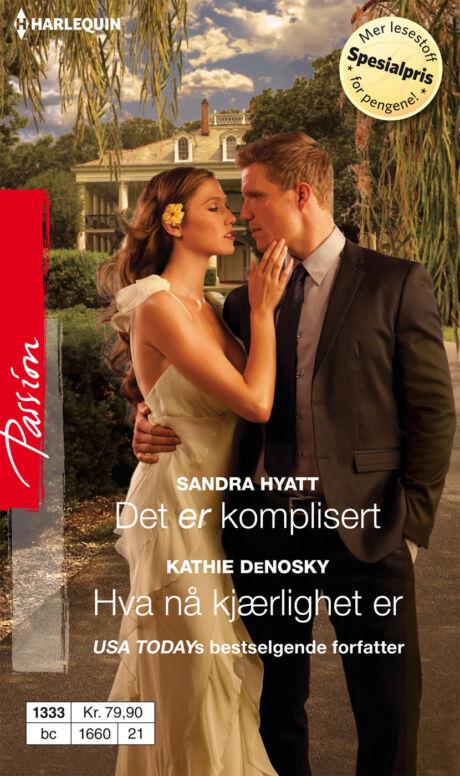 Harpercollins Nordic Det er komplisert/Hva nå kjærlighet er  - ebook