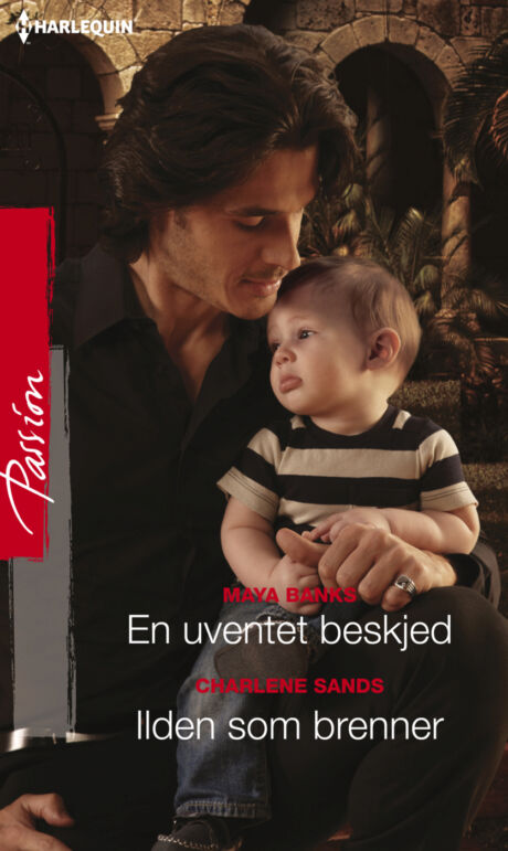 Harpercollins Nordic En uventet beskjed/Ilden som brenner - ebook