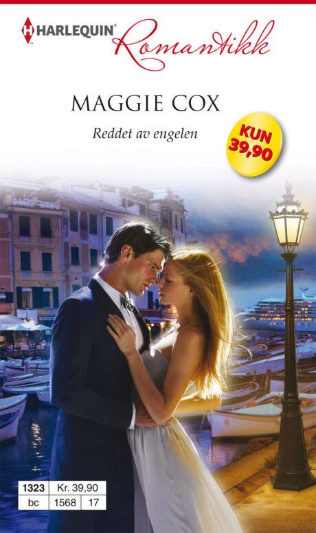 Harpercollins Nordic Reddet av engelen - ebook