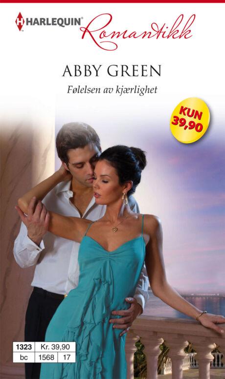 Harpercollins Nordic Følelsen av kjærlighet - ebook