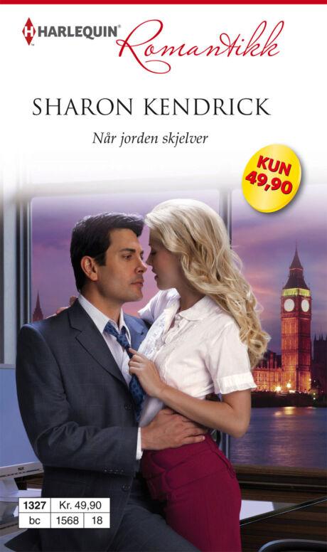 Harpercollins Nordic Når jorden skjelver - ebook