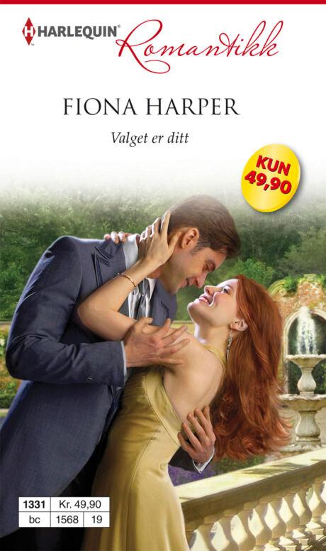 Harpercollins Nordic Valget er ditt - ebook