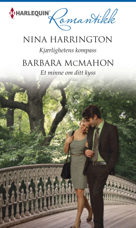 Harpercollins Nordic Kjærlighetens kompass/Et minne om ditt kyss - ebook
