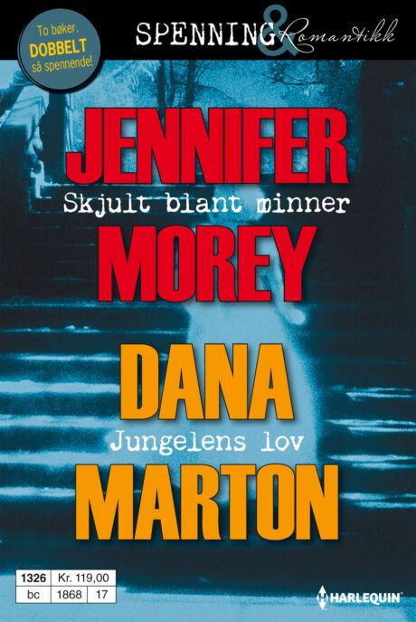 Harpercollins Nordic Skjult blant minner/Jungelens lov - ebook