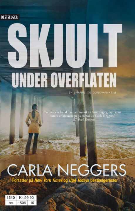 Harpercollins Nordic Skjult under overflaten - ebook
