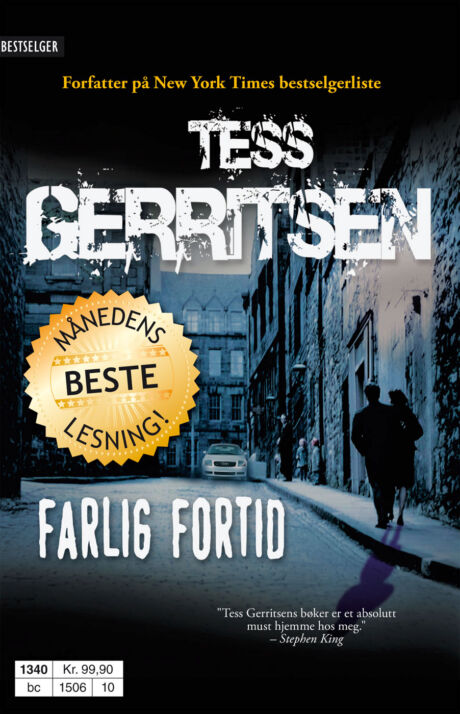 Harpercollins Nordic Farlig fortid - ebook