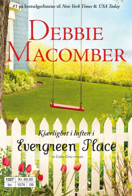 Harpercollins Nordic Kjærlighet i luften i Evergreen Place - ebook