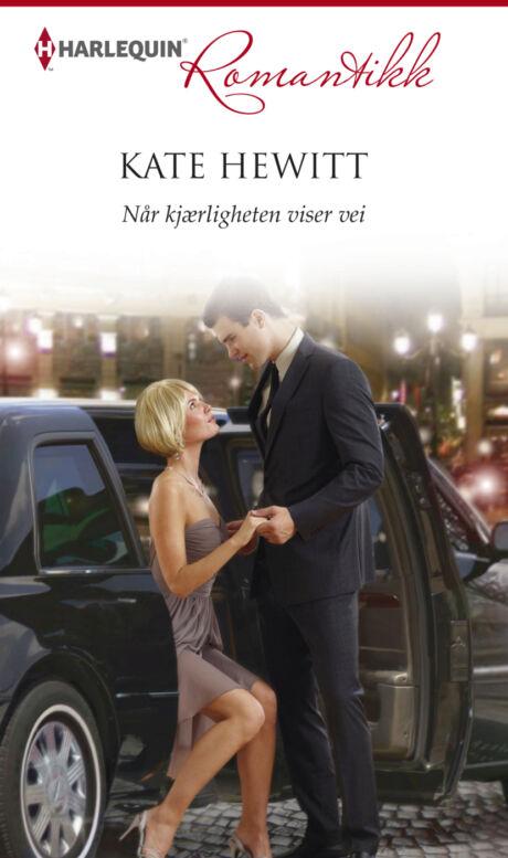 Harpercollins Nordic Når kjærligheten viser vei - ebook
