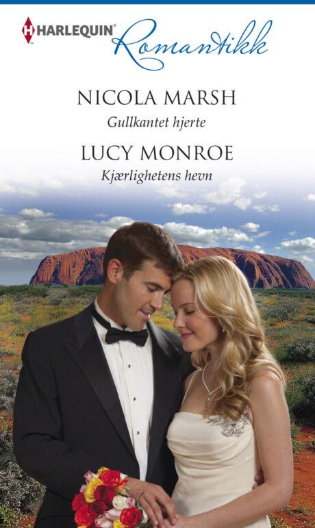 Harpercollins Nordic Gullkantet hjerte/Kjærlighetens hevn - ebook