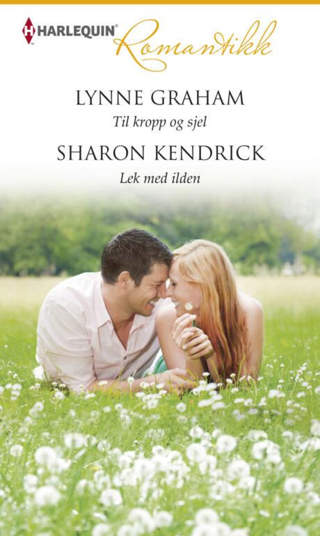 Harpercollins Nordic Til kropp og  sjel/Lek med ilden - ebook