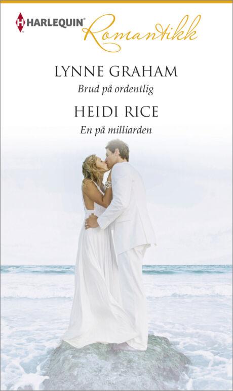 Harpercollins Nordic Brud på ordentlig/En på milliarden - ebook