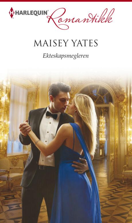 Harpercollins Nordic Ekteskapsmegleren - ebook