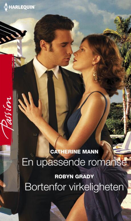 Harpercollins Nordic En upassende romanse/Bortenfor virkeligheten - ebook