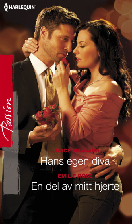 Harpercollins Nordic Hans egen diva/En del av mitt hjerte - ebook