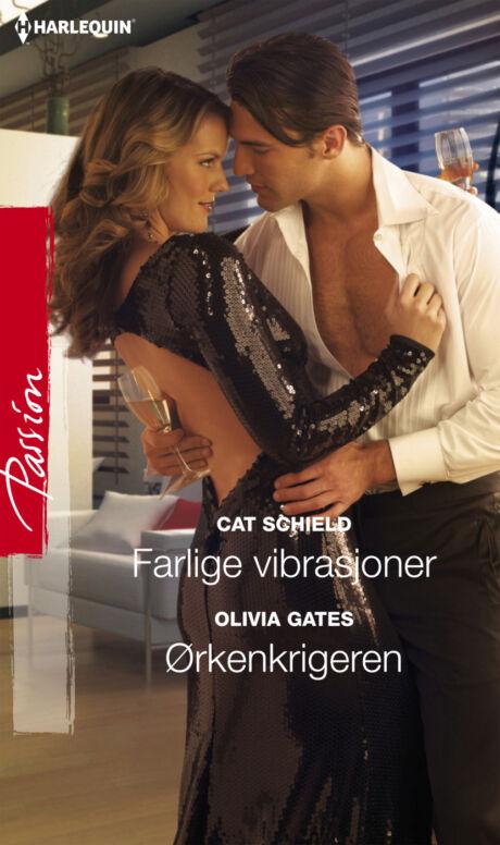 Harpercollins Nordic Farlige vibrasjoner/Ørkenkrigeren - ebook
