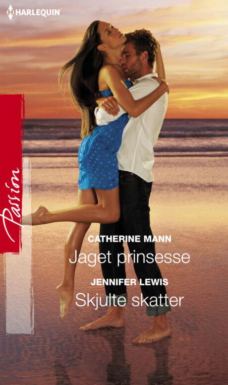 Harpercollins Nordic Jaget prinsesse/Skjulte skatter - ebook