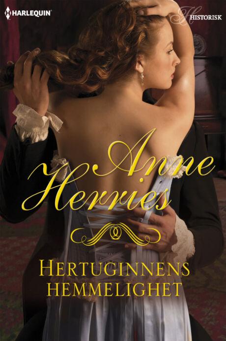 Harpercollins Nordic Hertuginnens hemmelighet - ebook