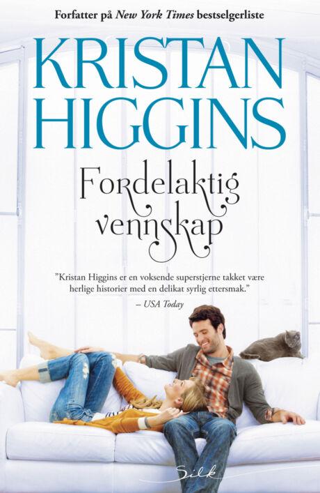 Harpercollins Nordic Fordelaktig vennskap - ebook