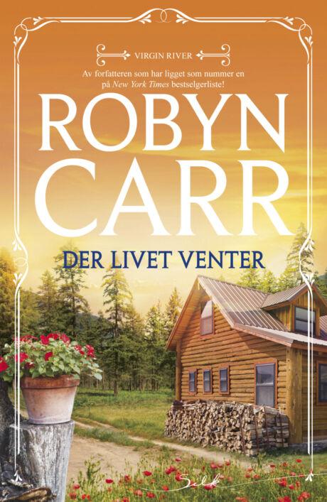 Harpercollins Nordic Der livet venter - ebook