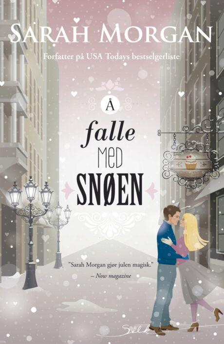 Harpercollins Nordic Å falle med snøen  - ebook