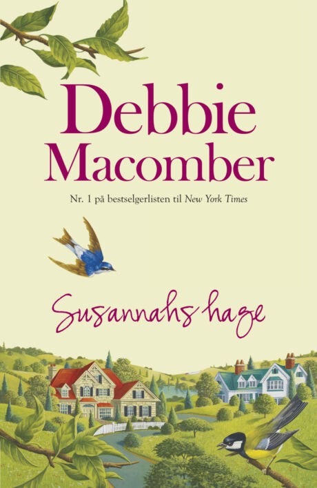 Harpercollins Nordic Susannahs hage - ebook