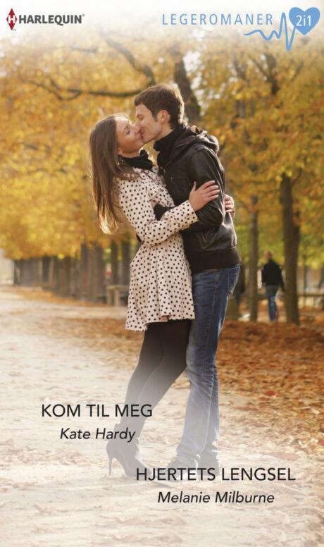 Harpercollins Nordic Kom til meg/Hjertets lengsel - ebook