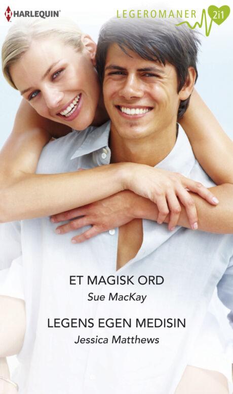 Harpercollins Nordic Et magisk ord/Legens egen medisin - ebook