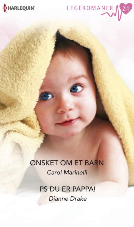 Harpercollins Nordic Ønsket om et barn/PS Du er pappa! - ebook