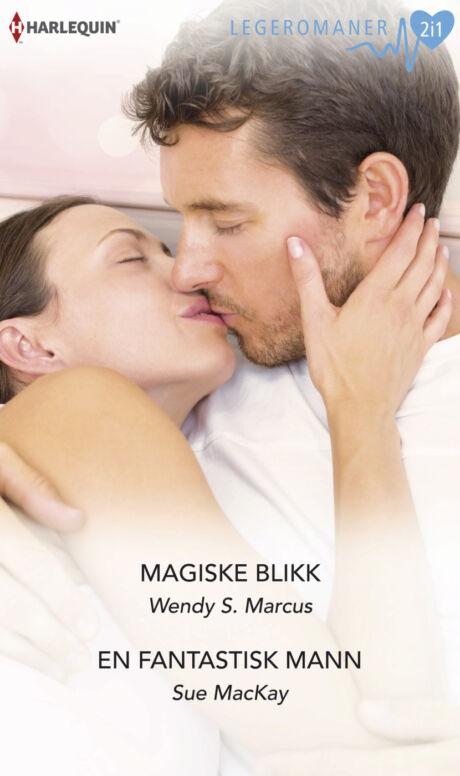 Harpercollins Nordic Magiske blikk/En fantastisk mann - ebook