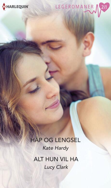 Harpercollins Nordic Håp og lengsel/Alt hun vil ha - ebook