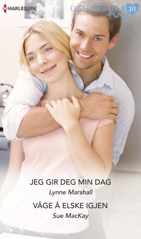 Harpercollins Nordic Jeg gir deg min dag/Våge å elske igjen - ebook