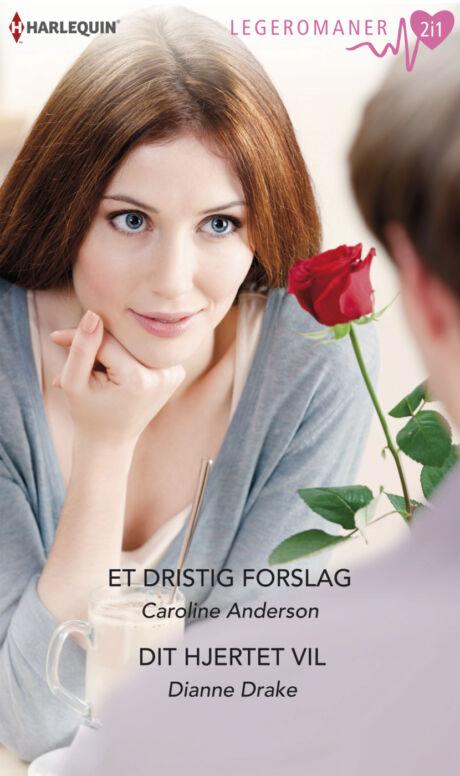 Harpercollins Nordic Et dristig forslag/Dit hjertet vil - ebook
