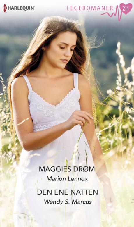 Harpercollins Nordic Maggies drøm/Den ene natten - ebook