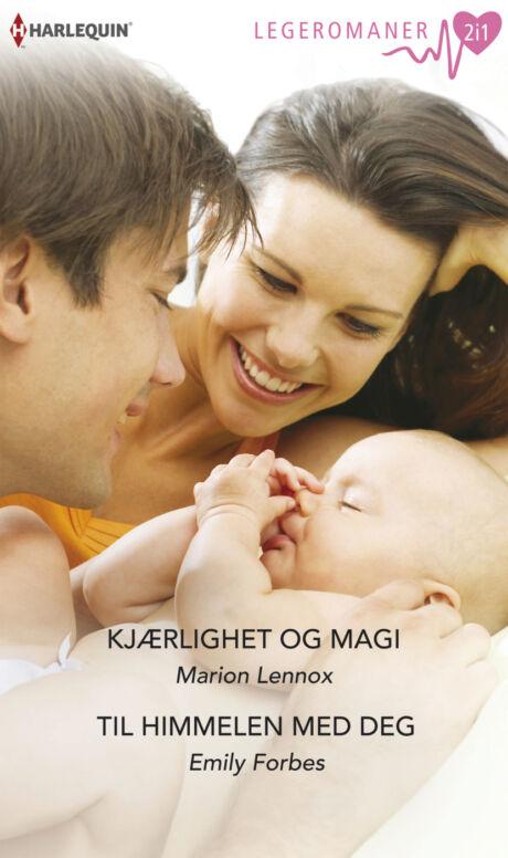 Harpercollins Nordic Kjærlighet og magi/Til himmelen med deg - ebook