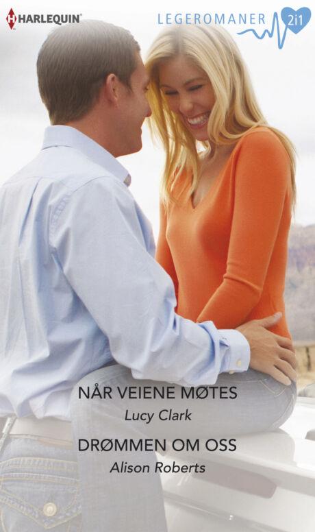 Harpercollins Nordic Når veiene møtes/Drømmen om oss - ebook