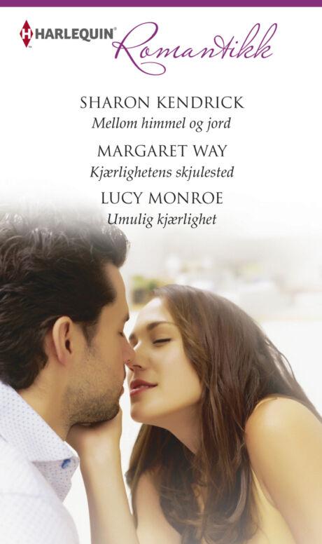 Harpercollins Nordic Mellom himmel og jord/Kjærlighetens skjulested/Umulig kjærlighet? - ebook