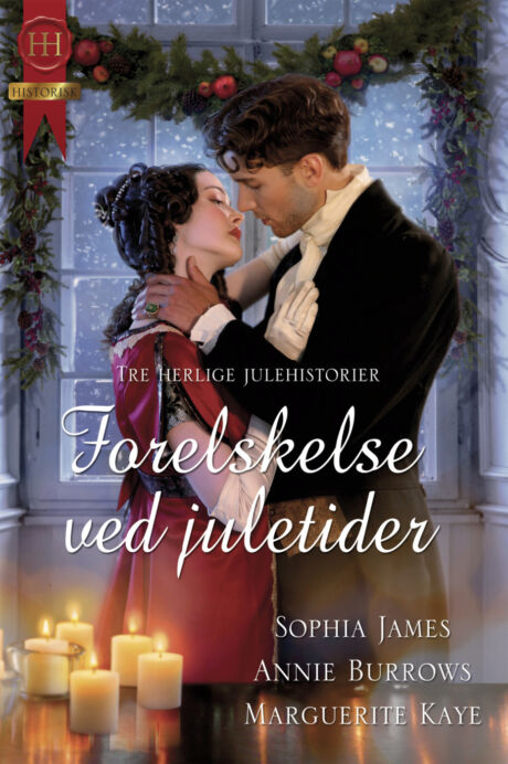 Harpercollins Nordic Forelskelse ved juletider - ebook