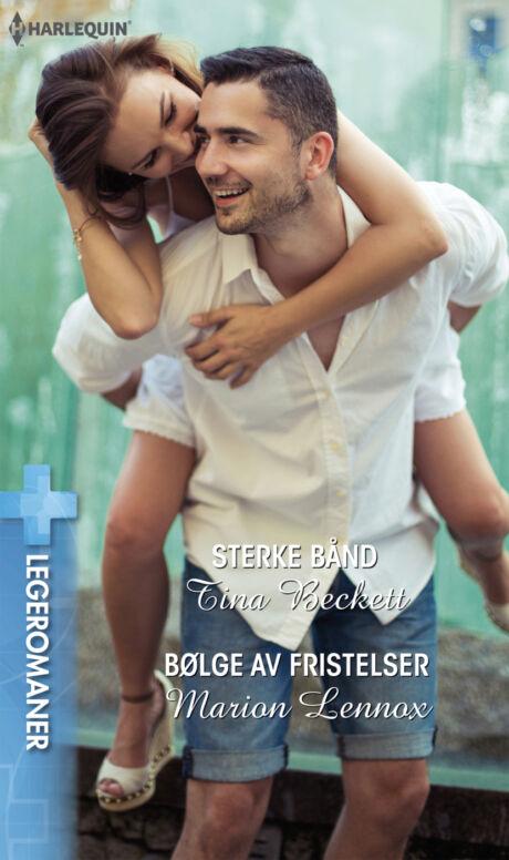 Harpercollins Nordic Sterke bånd/Bølge av fristelser - ebook