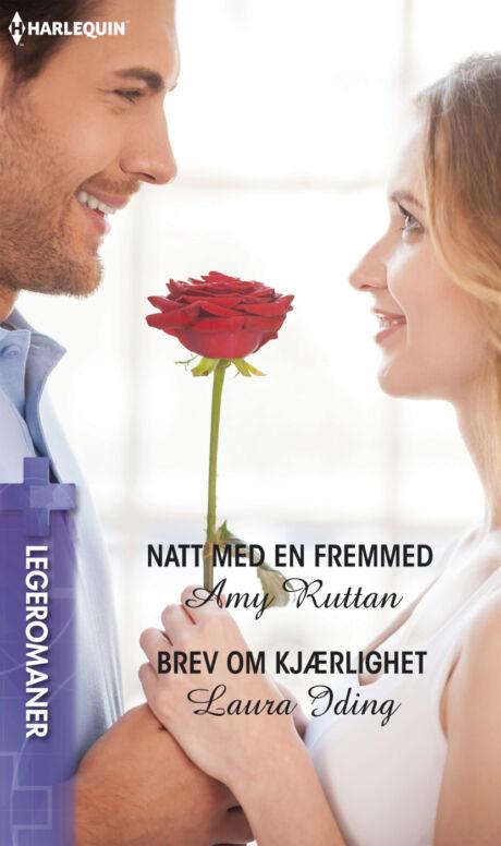 Harpercollins Nordic Natt med en fremmed/Brev om kjærlighet - ebook