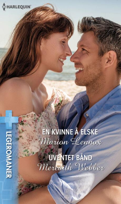 Harpercollins Nordic En kvinne å elske/Uventet bånd - ebook