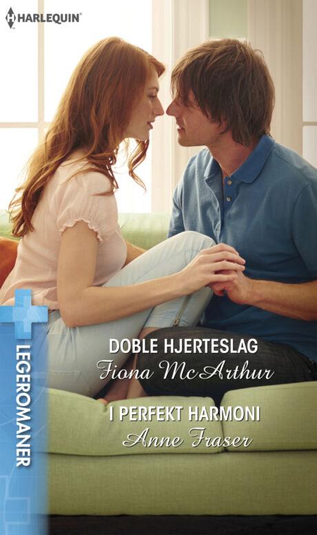 Harpercollins Nordic Doble hjerteslag/I perfekt harmoni - ebook