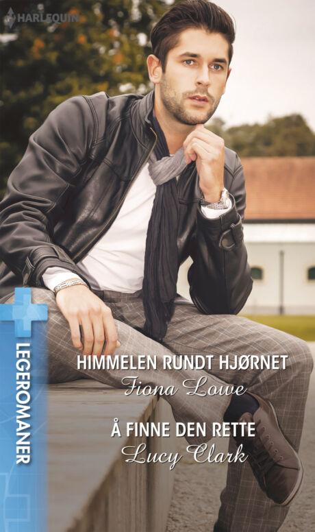 Harpercollins Nordic Himmelen rundt hjørnet/Å finne den rette  - ebook